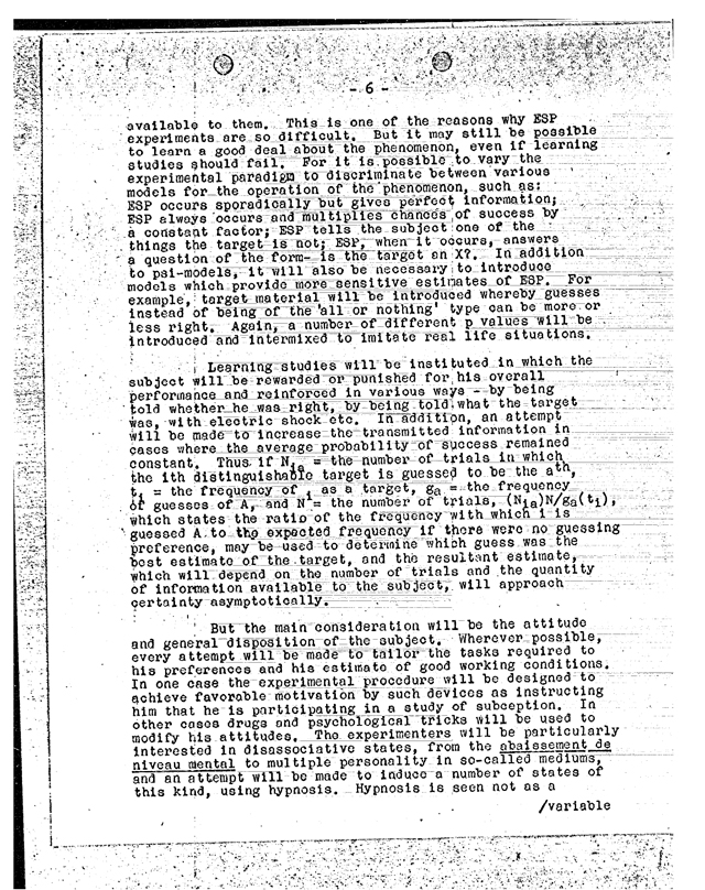 CIA Use of Drugs Electric Shock, Mind Control