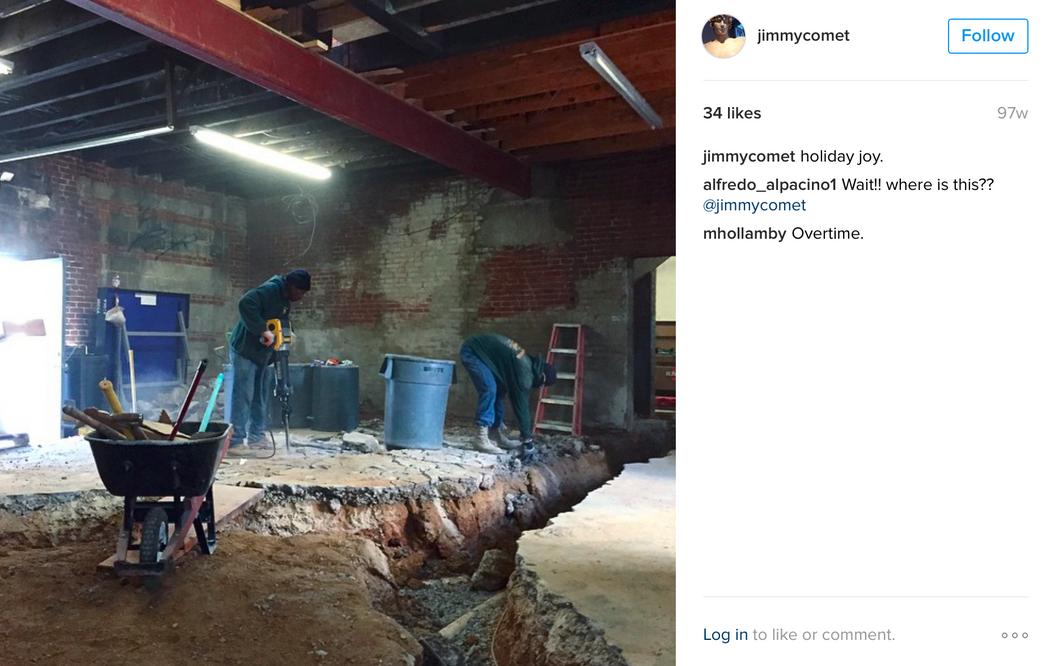 James Alefantis: Instagram